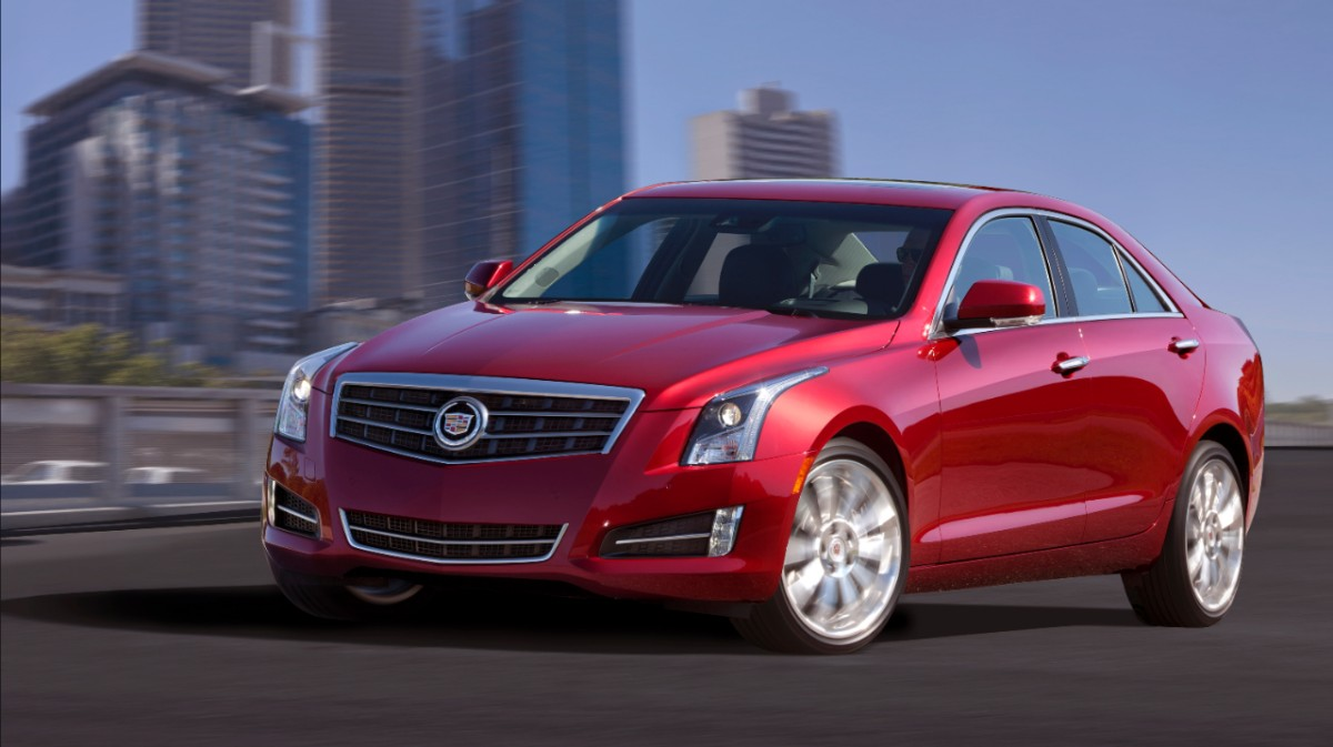 Cadillac ATS, © General Motors