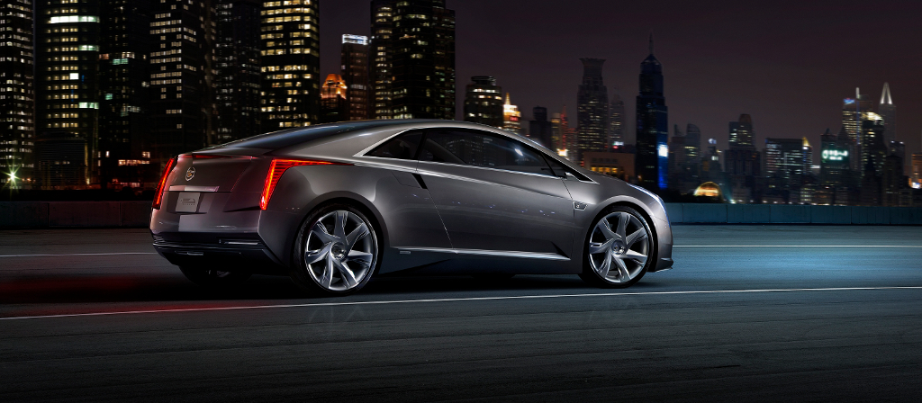 Cadillac ELR © GM Corp