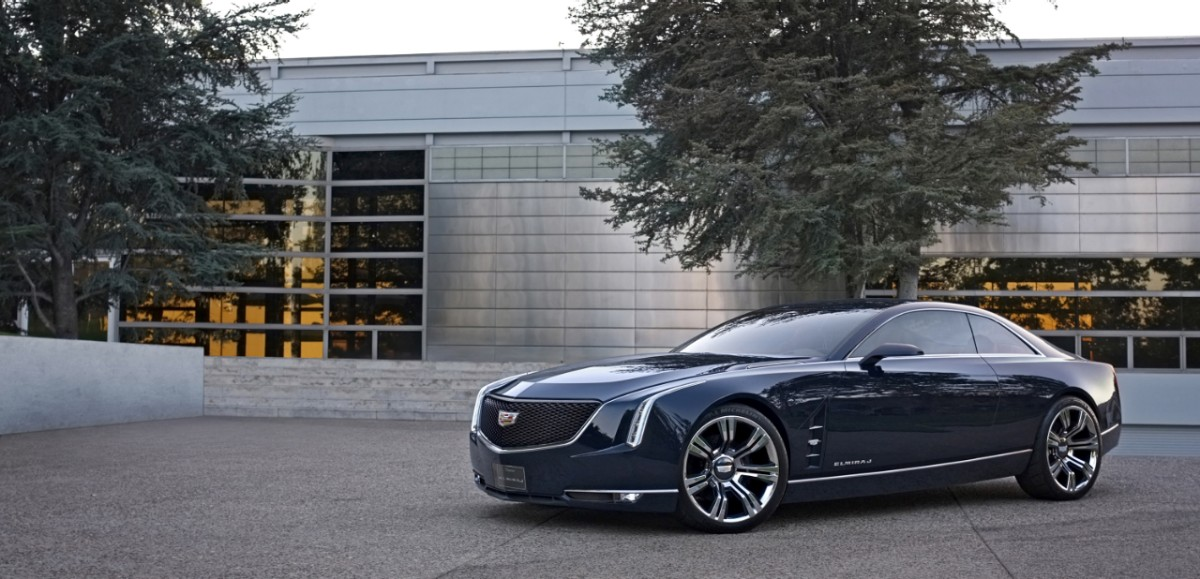 Cadillac Ciel © GM Corp